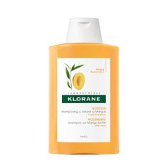 KLORANE Шампунь с маслом Манго увлажняющий и питательный для сухих волос