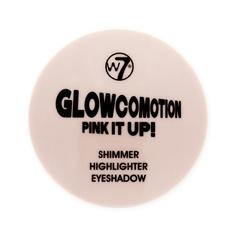 W7 COSMETICS Хайлайтер для лица и тени для век Glowcomotion