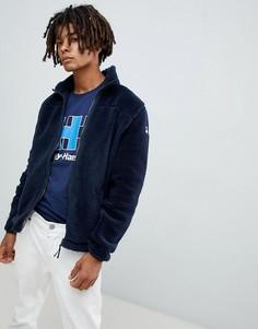 Темно-синяя флисовая куртка Helly Hansen Heritage - Темно-синий