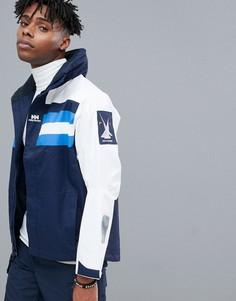Синяя куртка Helly Hansen Heritage Sail - Синий