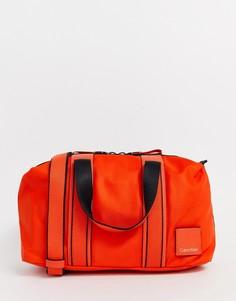 Сумка дафл Calvin Klein - Оранжевый