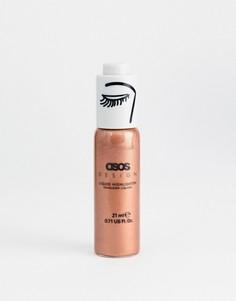 Жидкий хайлайтер ASOS DESIGN - fire - Медный