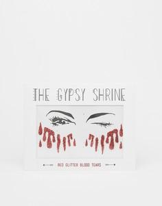 Стикеры с блестками в виде крови The Gypsy Shrine - Мульти