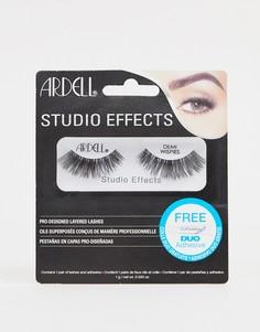 Накладные ресницы Ardell Lashes Studio Effects Demi Wispies - Черный