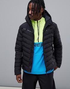 Черная дутая куртка ONeill Phase - Черный Oneill