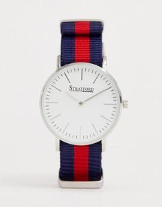 Женские часы (темно-синий/розовый) Stratford - Мульти