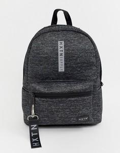 Серый трикотажный рюкзак HXTN Supply - Серый