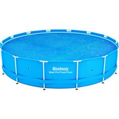 Каркасный бассейн Bestway 56100 (457х122 см)/ 56438/ 14463