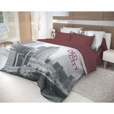 Комплект постельного белья Волшебная ночь 1,5 сп, ранфорс, Old City с наволочками 50x70 (702188)