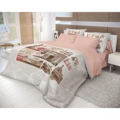 Комплект постельного белья Волшебная ночь 2-х сп,ранфорс, Lafler с наволочками 50x70 (702168)