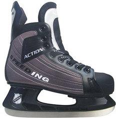 Коньки хоккейные Action PW-216DN р. 39 Action!