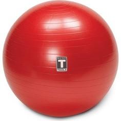 Гимнастический мяч Body Solid ф65 см, красный BSTSB65