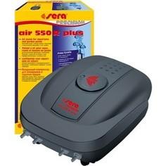 Компрессор SERA PRECISION AIR 550 R plus с регулятором для аэрации воды в аквариуме