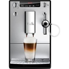 Кофемашина Melitta Caffeo Solo & Perfect Milk Е 957-103 Silver/Black