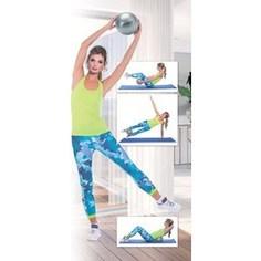 Мяч для фитнеса, йоги и пилатеса Bradex Фитбол-25