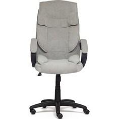 Кресло TetChair OREON флок, ткань серый мираж грей