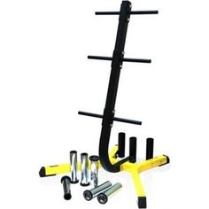 Стойка для хранения Original Fit Tools олимпийских дисков и грифов (FT-WT-5001)