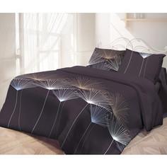 Комплект постельного белья Самойловский текстиль 2-х сп, бязь, с наволочками 70х70 (714242)