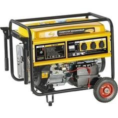 Генератор бензиновый DENZEL GE 8900E