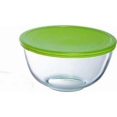 Миска с крышкой 2.0 л 21 см Pyrex Cook&Store (180P000)