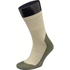 Носки Collonil треккинговые цвет песочный, р.45-47 (состав- 50% кулмакс, 44% ПА, 6% эластан, для высоких и средних нагрузок)