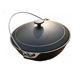 Казан 6,0 л с крышкой Myron cook Tradition (MC0062)