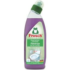 Очиститель Frosch ФРОШ унитазов Лаванда, 0.75 л.