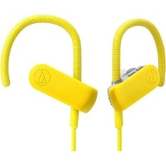 Наушники Audio-Technica ATH-SPORT50BT yellow