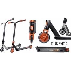 Самокат трюковой Tech Team Duke 404 оранжевый