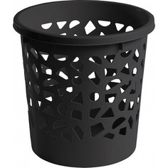 Корзина для мусора Бытпласт диаметр 260мм, высота 260мм