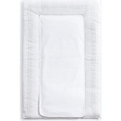 Покрывало (матрасик) Funnababy Premium Baby для пеленания 50*80см белый