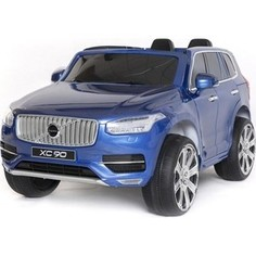Детский электромобиль Dake Volvo XC90 Blue 12V 2.4G - XC90-BLUE D.A.K.E.
