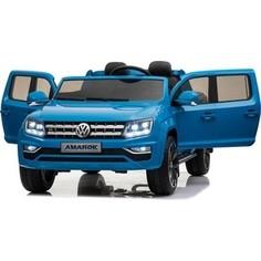 Детский электромобиль Dongma Volkswagen Amarok Blue 4WD 2.4G - DMD-298-BLUE