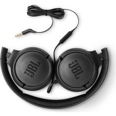 Наушники JBL T500 black