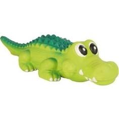 Игрушка TRIXIE Крокодил 35см с пищалкой для собак (3529)