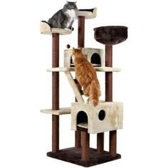 Когтеточка TRIXIE Комплекс Felicitas с домиками для кошек 190см (47001)
