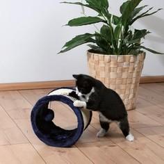 Когтеточка TRIXIE Колесо для кошек ф23см*20см (4324)
