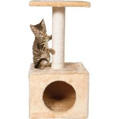 Когтеточка TRIXIE Zamora дом с площадкой для кошек 61см (43351)