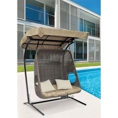 Кресло подвесное для двоих EcoDesign Canopy Y0048 w/c