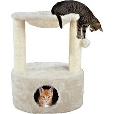 Когтеточка TRIXIE Grande домик с площадкой для кошек 70см (44542)