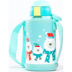 Детский термос Xiaomi Viomi Children Vacuum Flask 590ml light blue