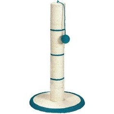 Когтеточка TRIXIE Столбик на подставке с игрушками для кошек 64см (4310)