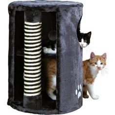 Когтеточка TRIXIE Dino c домиком-башней для кошек 41*58см (4336)