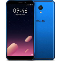 Смартфон Meizu M6s 64GB Blue
