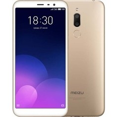 Смартфон Meizu M6T 32GB Gold