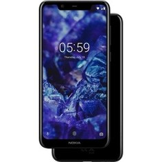 Смартфон Nokia 5.1 Plus Black