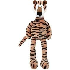Игрушка TRIXIE Тигр 48см с пищалкой, шуршащей пленкой и погремушкой для собак (35818)