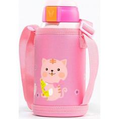 Детский термос Xiaomi Viomi Children Vacuum Flask 590ml pink