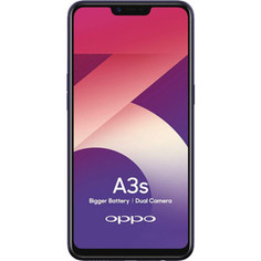 Смартфон OPPO A3s Black purple