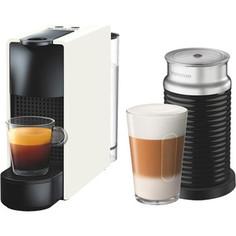 Капсульная кофемашина Nespresso Essenza Mini Bundle C30